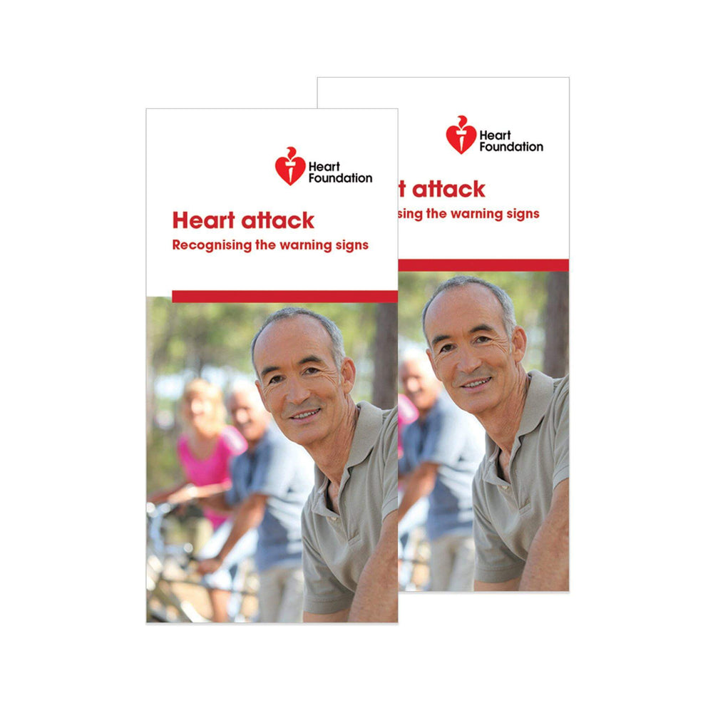 Heart attack - Brochure