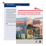Heart Foundation Community Walkability Checklist - Healthy Active by Design
