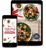 Celebrating with heart Recipes eBook