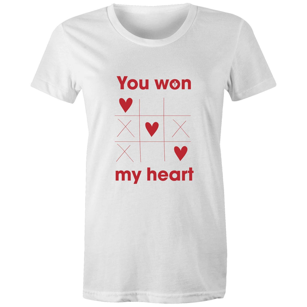 You Won My Heart Women's T-shirt