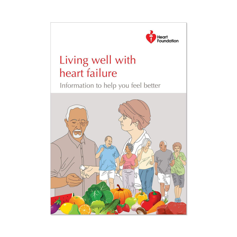 Living Well with Heart Failure - Booklet