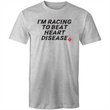 I'm Racing Mens T-Shirt