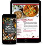Winter Recipe eBook