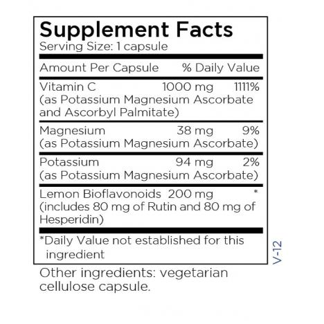 Buffered Vitamin C (with Bioflavonoids)