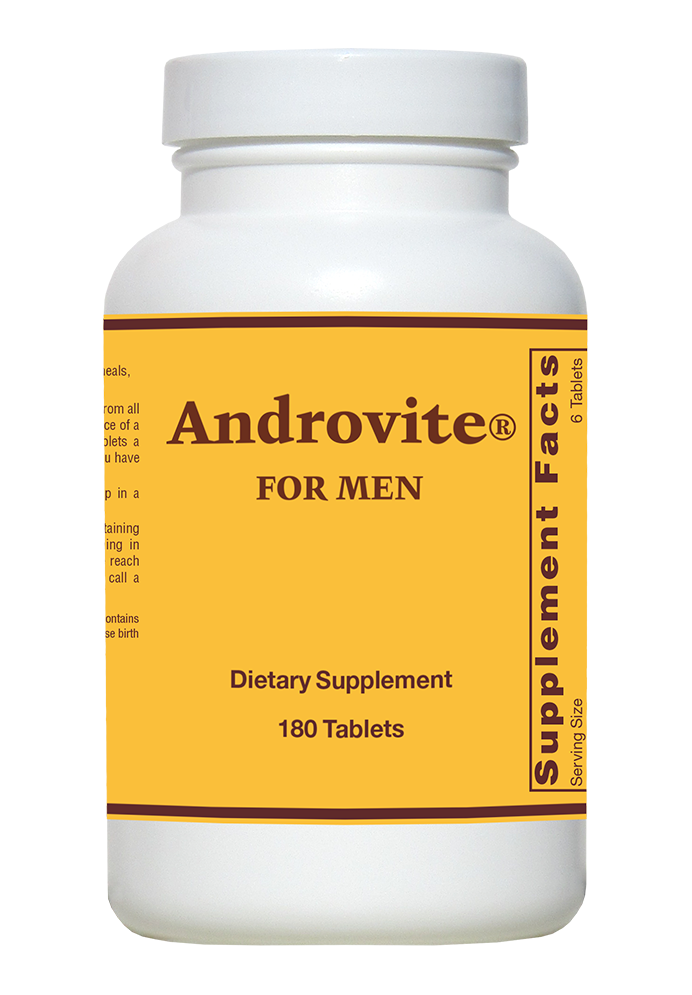 Optimox® Androvite® 180 Tablets
