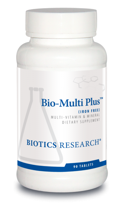Bio-Multi Plus™ Iron Free (90 T)