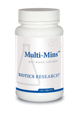 Multi-Mins™ (Potent Mineral Combination) (120 T)