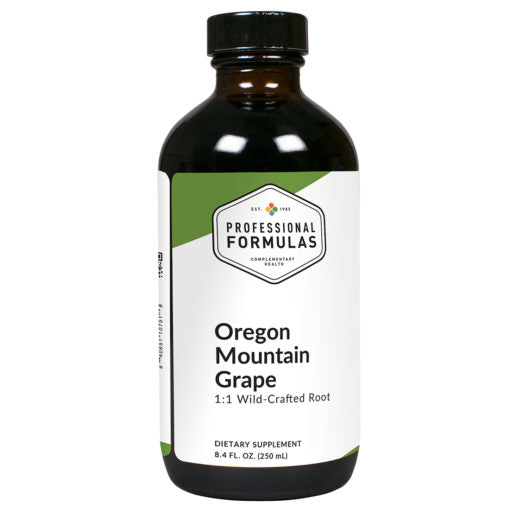 Oregon Mountain Grape (Mahonia aquifolium)