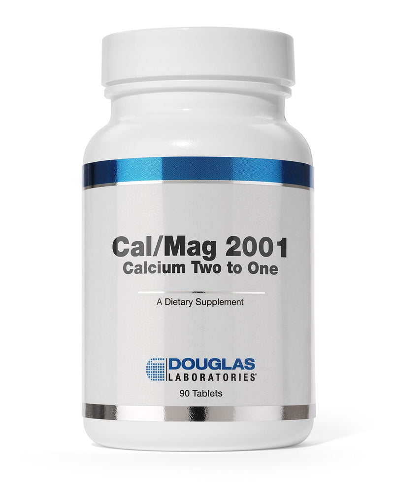 CAL/MAG 2001 Calcium Two to One (90/180 Tablets)