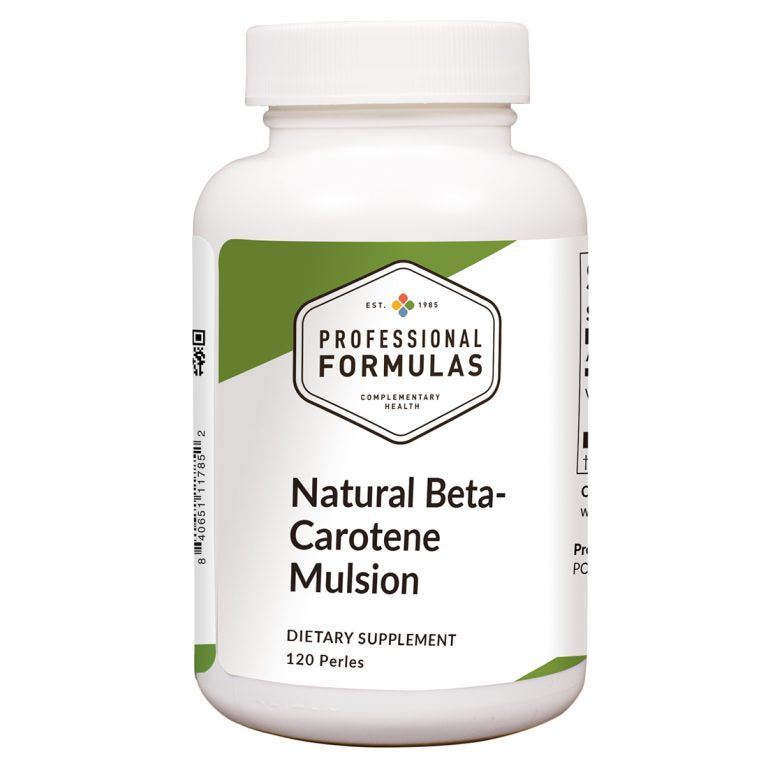 Natural Beta-Carotene Mulsion