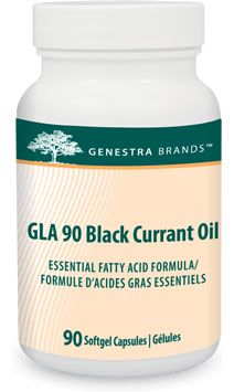 GLA 90 Black Currant Oil