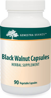 Black Walnut Capsule