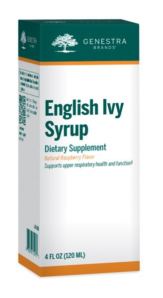 English Ivy Syrup
