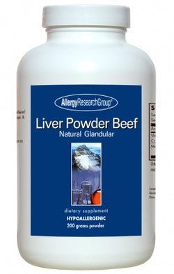 Liver Powder Beef 200 grams (7.1 oz.)