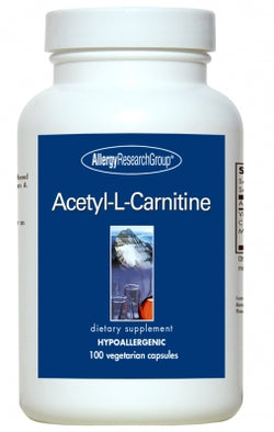 Acetyl-L-Carnitine 500 Mg (100 Caps)