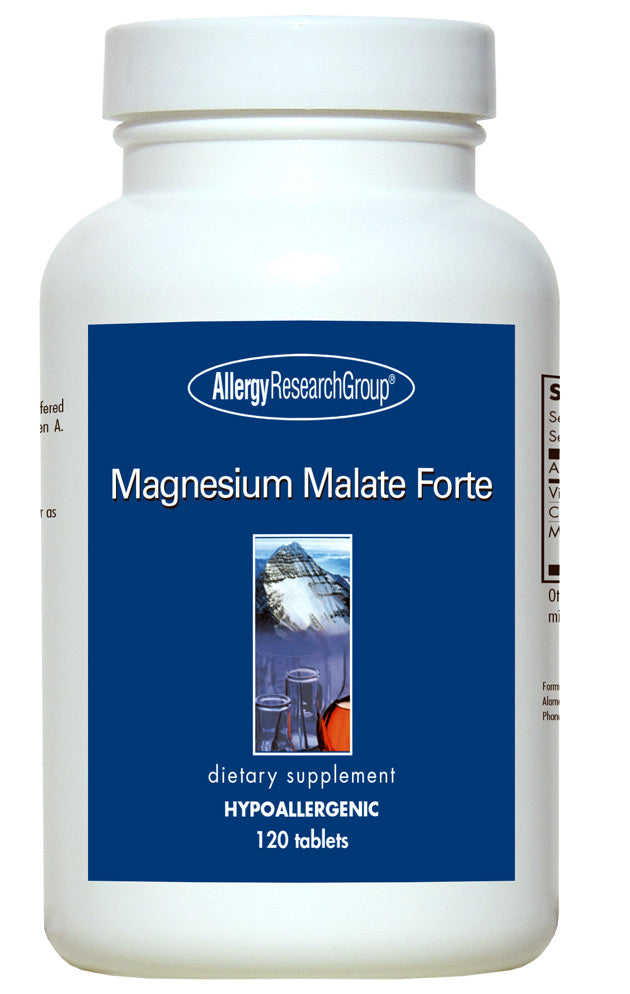 Magnesium Malate Forte (120 Tablets)