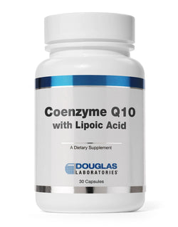 COENZYME Q-10 WITH LIPOIC ACID (30/60 Capsules)