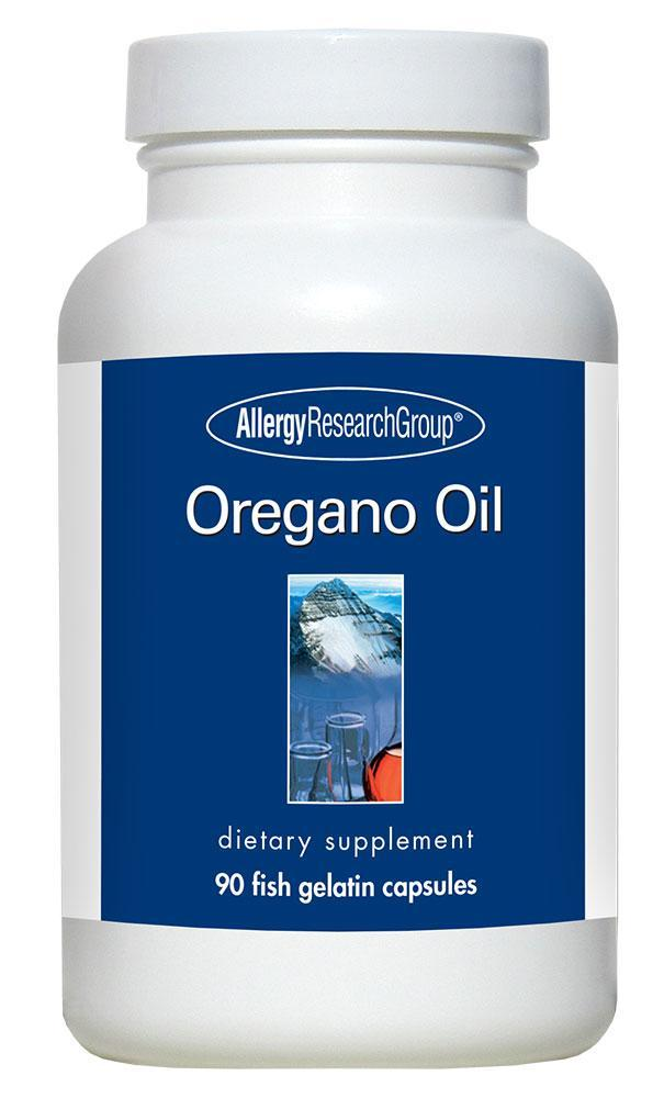 Oregano Oil 90 Fish Gelatin Capsules