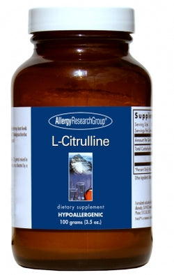 L-Citrulline Powder 100 Grams (3.5 oz.)