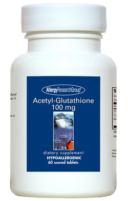 Acetyl-Glutathione 100 mg (60 Tablets)