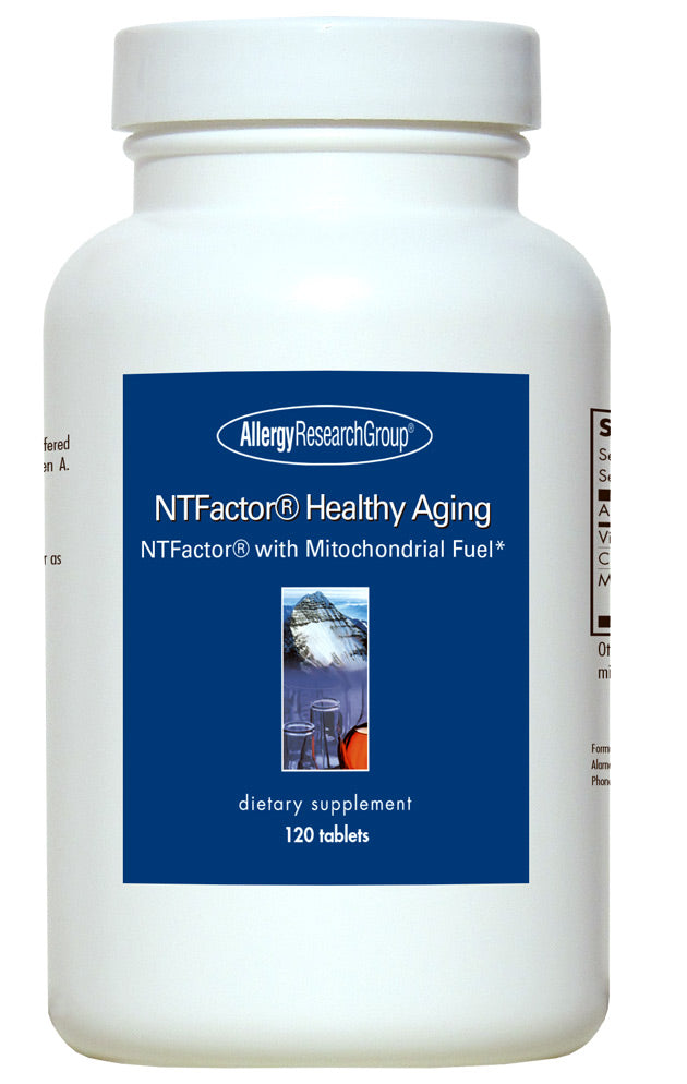 NTFactor® Healthy Aging 120 Tablets