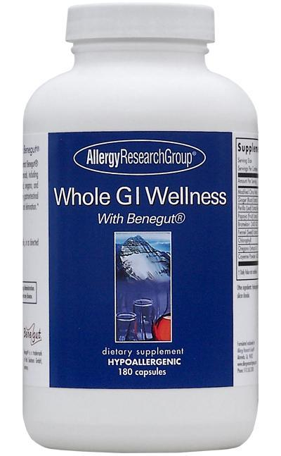 Whole GI Wellness Vegetarian Capsules
