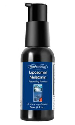 Liposomal Melatonin 30 mL (1.01 fl. oz.)