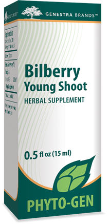 Bilberry Young Shoot