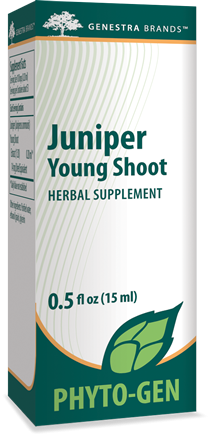 Juniper Young Shoot