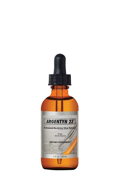 ARGENTYN 23® BIO-ACTIVE SILVER HYDROSOL™ - DROPPER-TOP