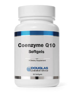 CO-ENZYME Q10 SOFTGEL