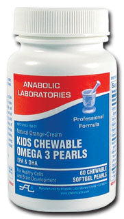 Kids Chewable Omega-3 Pearls