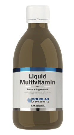 LIQUID MULTIVITAMIN 230 ML