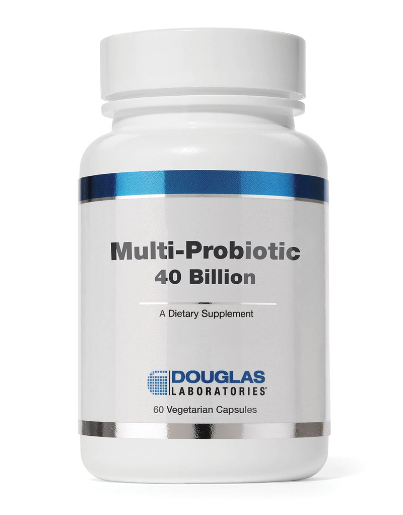 MULTI-PROBIOTIC ® 40 BILLION 60'S