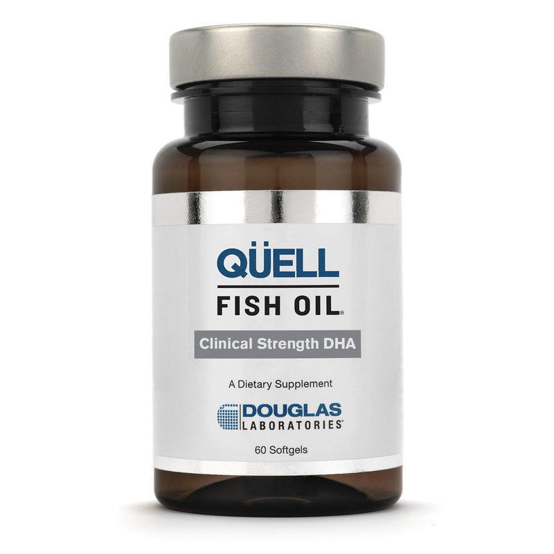 QÜELL® FISH OIL CLINICAL STRENGTH DHA