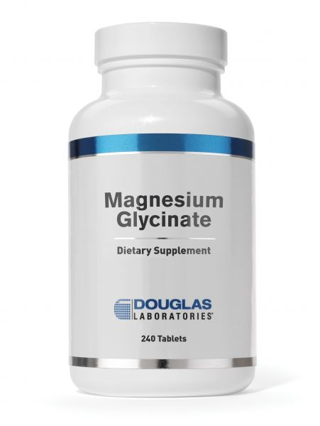 MAGNESIUM GLYCINATE (120/240 Tablets)