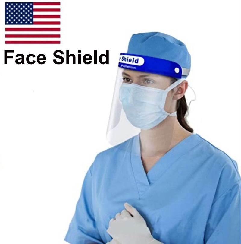 Disposable Safety Face Shield