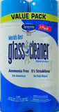 Sprayway World's Best Glass Cleaner, Value Pack, 2x19 OZ