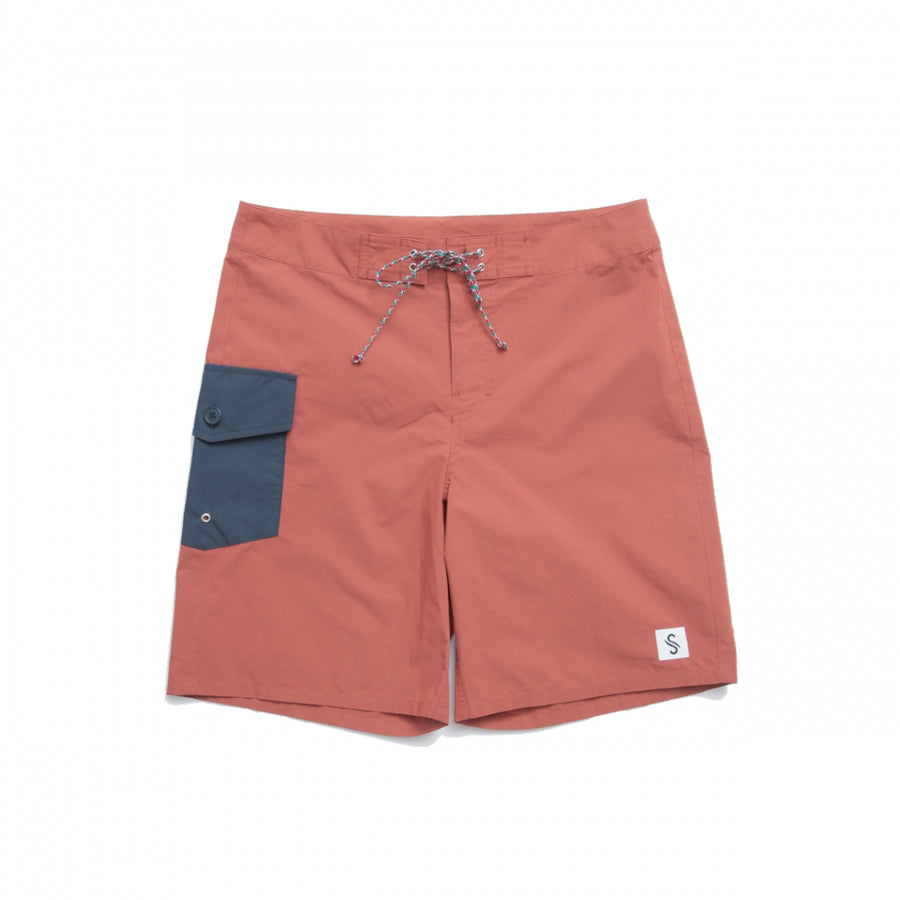 """SEX OR SURF"" BOARD SHORTS"