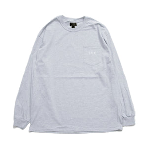 """S-SEED GROW"" L/S POCKET T-SHIRT"