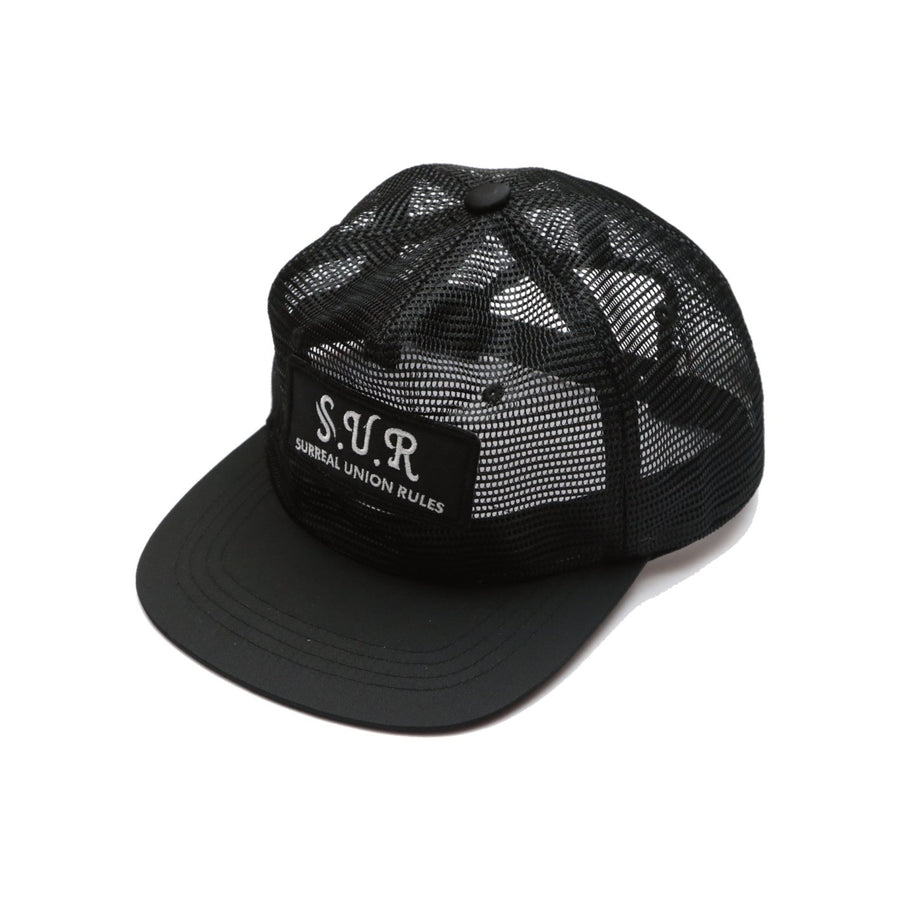 """S.U.R LOGO"" All Mesh Cap"