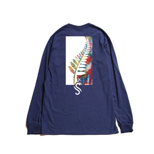 """S-Seed Grow"" Photo L/S T-Shirt"