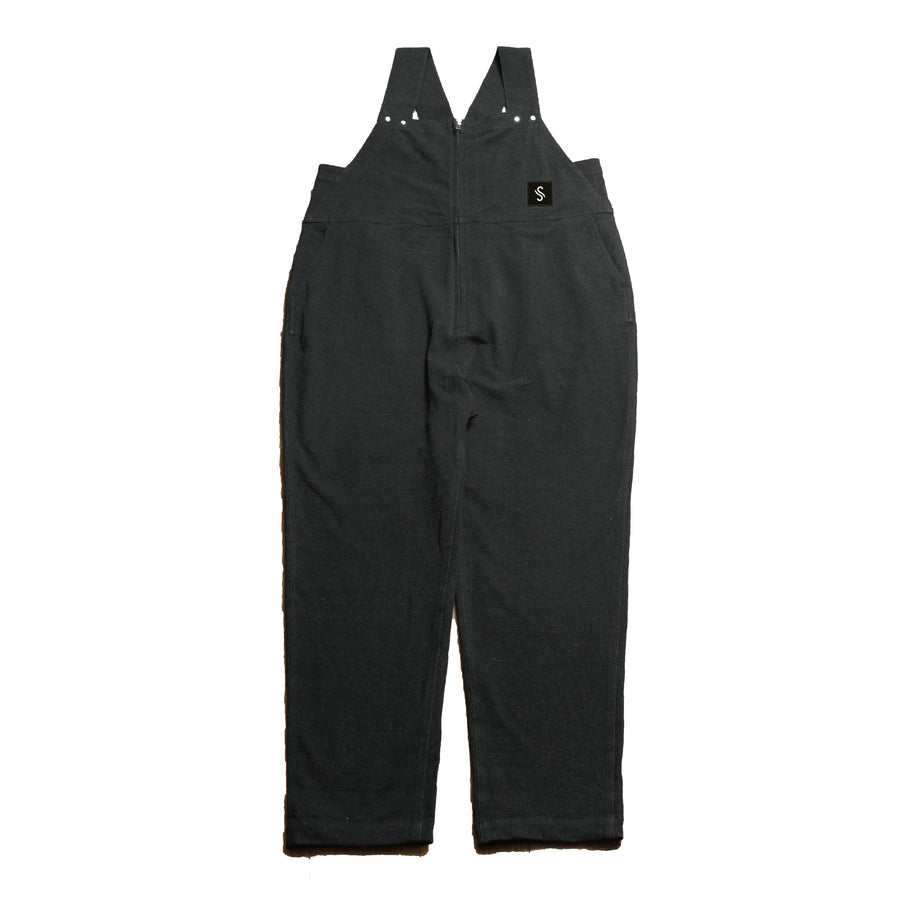 Cut Denim Deck Trouser