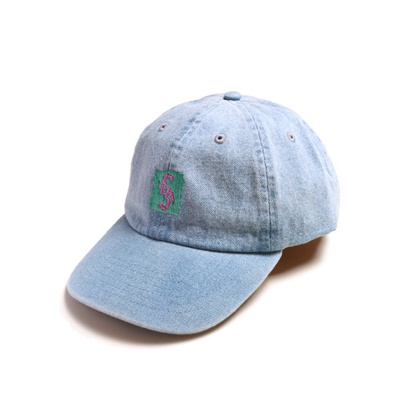 """S-Icon"" Denim Cap"