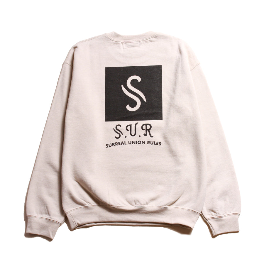 """S-Icon"" Logo Sweat Shirt"