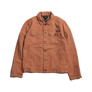 TWILL TRACKER JACKET