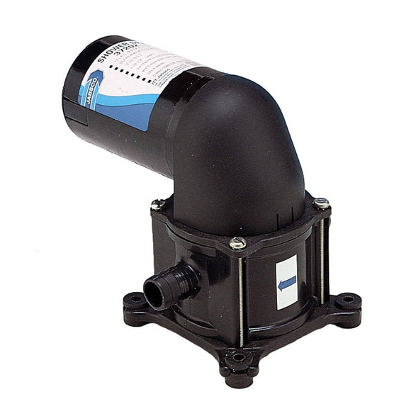 Jabsco Shower  Bilge Pump - 3.4GPM - 12V [37202-2012]