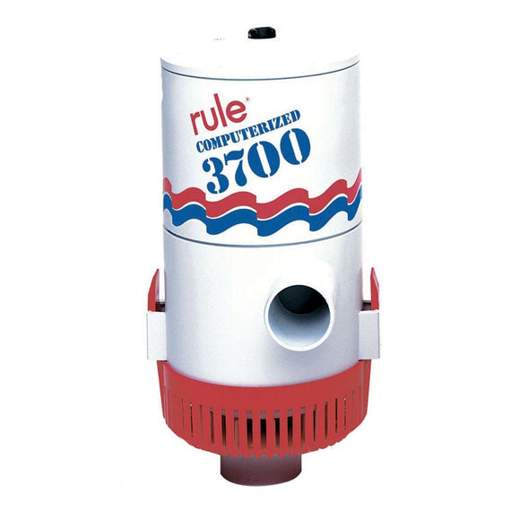Rule 3700 Automatic Bilge Pump - 12V [55S]