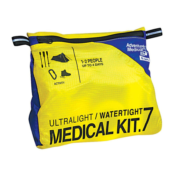 Ultralight Backpacking First Aid Kit - Adventure Medical Ultralight/Watertight .7 First Aid Kit