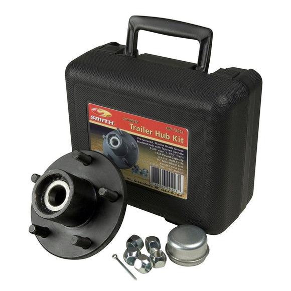 C.E. Smith Trailer Hub Kit Package 1-3/8